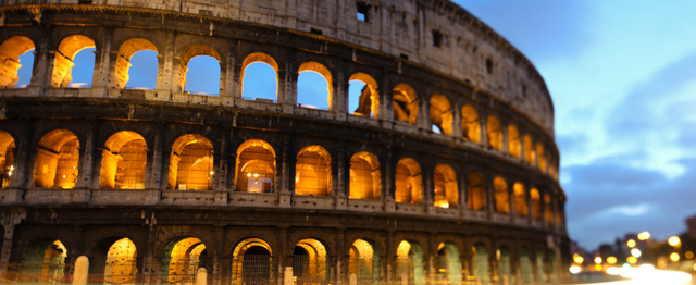 Rome Shore Excursions