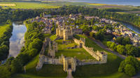 Alnwick and Warkworth Castles - The strongholds of the Percy
