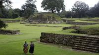 Iximche Archaeological Site from Guatemala City