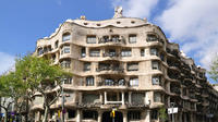 Barcelona and Artistic Gaud: Full Day Guided Walking and Bus Sightseeing Tour
