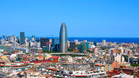 Barcelona Half Day Guided Panoramic Bus and Walking Tour
