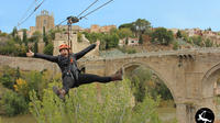 Toledo On Your Own From Madrid & Zipline