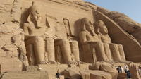 Private Tour to  Abu Simbel Temples  by Vehicle from Aswan