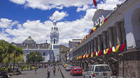 Quito Old Town Tour with Gondola Ride and Visit to the Equator image 1
