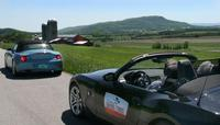 BMW Z4 Driving Tour of Vermont with Dinner