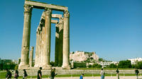 2-Day Combo-Saver Private Tour: Essential Athens highlights with Cape Sounion and Temple of Poseidon plus Delphi
