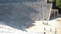 Peloponnese Highlights Full Day Private Tour: Ancient Corinth Mycenae Epidaurus Nafplion from Athens
