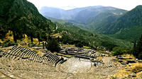 Private Full-Day Tour to Delphi and Arachova from Athens