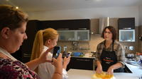 Rome Pasta and Pizza Cooking Class in a Chefs Home