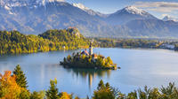 Ljubljana and Bled Group Tour from Zagreb