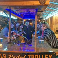 Pub Crawl of Pensacola by Pedal Trolley
