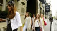 Teen Private Shopping Walking Tour in Paris