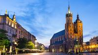 Krakow All In One Private Walking Tour with Transfers and a Guide