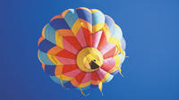 Sunrise or Sunset Champagne Hot Air Balloon Flight from Cornwall