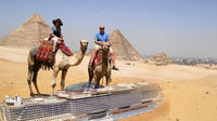 Shore Excursion: Day Tour to Cairo from Alexandria Port Private Car Transfers