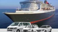 Private Arrival Transfer from Central London Tilbury Cruise Terminal
