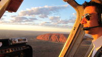 Uluru (Ayers Rock) Helicopter Flight with Optional Kata Tjuta Upgrade