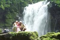 Half-Day Hiking Tour to Latas Waterfall from Tena image 1