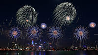 Perth Australia Day BBQ and Fireworks Cruise from Fremantle image 1
