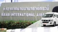 Ao Nang To Krabi Airport by Air-conditioner Van