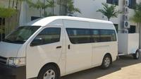 Airport Transfer to and from Cairns hotels for up to 13 people (7am-10pm)