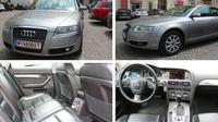 Customizable One-Way Transfer in a Audi A6 Vehicle from Vienna