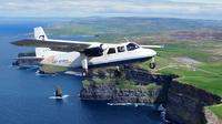 Scenic flight over Aran Islands Cliffs of Moher and Galway Bay image 1