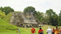 Belize City and Altun Ha Mayan Site Tour