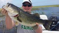 6-hour Lake Okeechobee Fishing Trip near Fort Myers