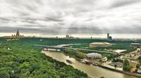 Moscow Driving Tour with Best Observation Decks