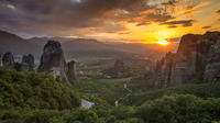 Full-Day Meteora Photography Tour from Athens