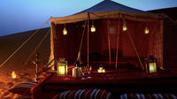 Overnight Dubai Desert Camping- Camel and 4x4 Safari with BBQ and Belly Dance