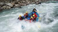 Full Day White Water Rafting Trip on the Trishuli River