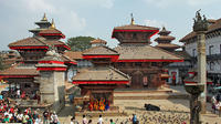 Private Kathmandu Full-Day Tour including Pashupatinath Temple and Swyambhunath Stupa