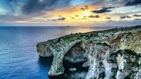 Blue Grotto and Sunday Market at Marsaxlokk Fishing Village Tour