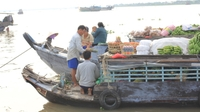 Cai Be Floating Market Day Trip from Ho Chi Minh City