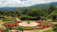 1 Day Car Tour 4 Visit Doi Tung Botanical Gardens Plus The Golden Triangle And Chiang Saen""
