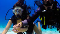 Dive and Drive Cozumel Adventure with Lunch and Beach Club Break