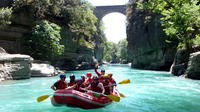 Whitewater Rafting Trip in Koprulu Canyon National Park