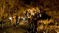 Private Day Trip to Diros Caves and Villages of Mani from Kalamata