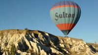 Sultan Balloons 1 hour flight over Cappadocia