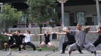 7-Day Shaolin Kung Fu Training Camp from Zhengzhou