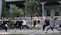 7-Day Shaolin Temple Kung Fu Training Program from Beijing