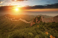 Private 2-Day Tour: Sunset And Sunrise Greatwall Trek From Gubeikou To Jinshanling