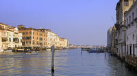 Private Limousine Transfer Venice Airport to Venice City Center by Car and Water Taxi