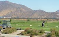 Mapocho Golf Club from Santiago