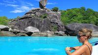 Full-Day Similan Island by Speed Boat from Phuket