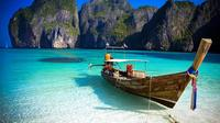 Phi Phi Island Early Bird Trip including Maya Bay and Bamboo Island from Phuket