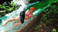 Canopy, Water Slide, Hot Spring Mud Bath and Horseback Riding Full Day Tour from Playa Hermosa - Coc