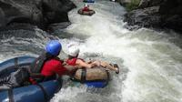 Tubing at Canyon River, Canopy, Horseback Ride and Hot Spring Combo Tour From Playa Flamingo